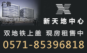 杭州新天地中心写字楼