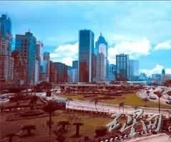 东洲工业园区