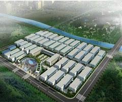 韩国工业园区