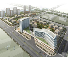 两岸泰山科技工业园