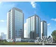 中塑国际商务中心