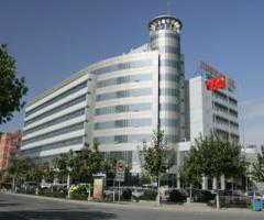 泰达国际创业中心