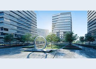 绿谷・杭州东部创新中心