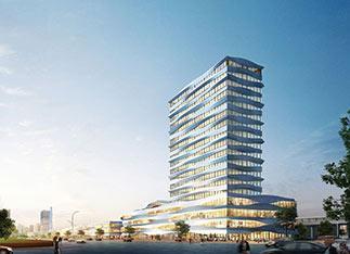 冠成国际商业中心