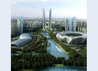 绿地中心杭州之门