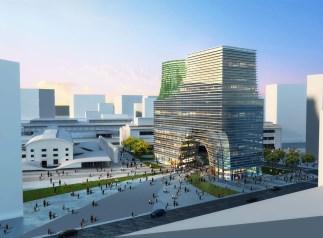 汉鼎国际大厦