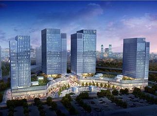 新城市中心