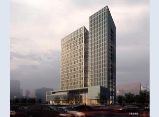龙湾建设总部大厦