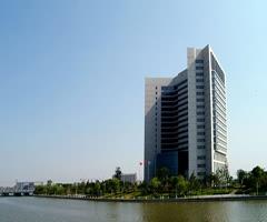浙大科技园宁波园科创中心大楼