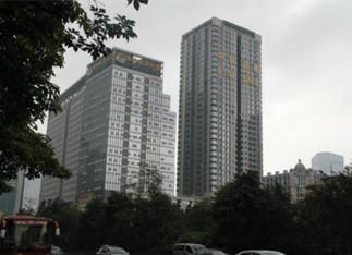 中铁盛德国际公寓