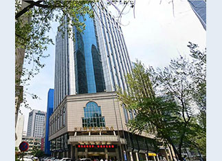 浙江新世纪大酒店写字楼